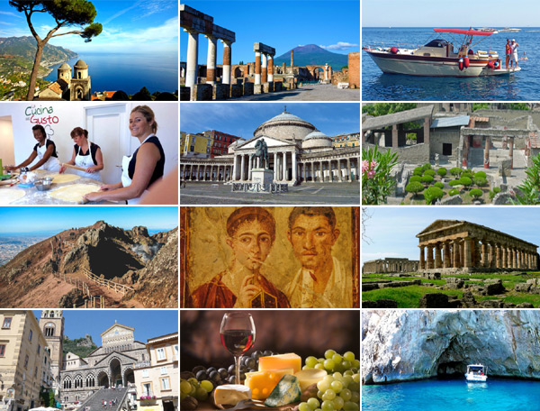 Sorrento Excursions