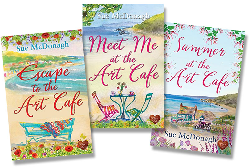 Sue McDonagh Author